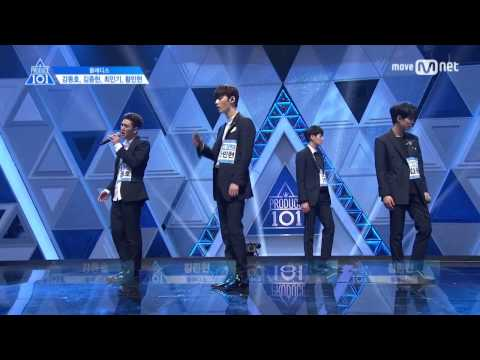 [CUT] PRODUCE101 SEASON2 EP1: PLEDIS - Because of You by After School (Director's Cut) (видео)