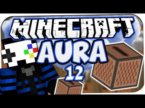 MINECRAFT: AURA ☆ #12 – DIE NEUE JUKEBOX! ☆ Let's Play Minecraft: Aura