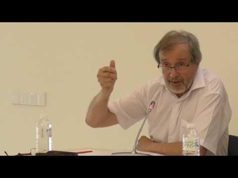Conférence débat 30 mai 2017 #4 P Flammarion