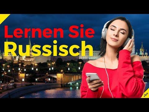 Lernen Sie Russisch im Schlaf ||| Die wichtigsten Russischen Sätze und Wörter ||| Russisch/Deutsch