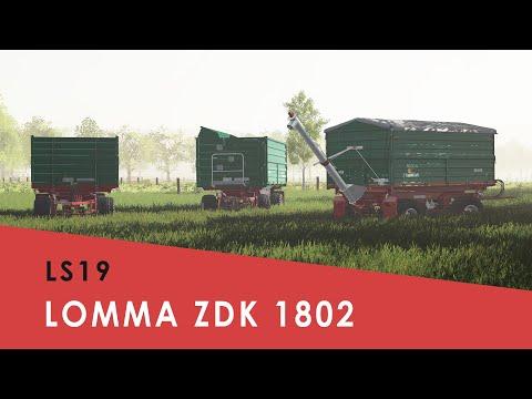 Lomma ZDK 1802 v1.0.0.0