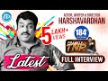 Actor Harshavardhan Exclusive Interview    Frankly With TNR