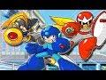 O Jogo De Luta Do Mega Man