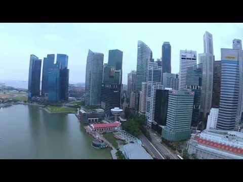 Singapore Drone Video