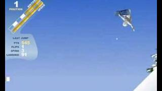 YetiSports 7 – Snowboard Free Ride videosu
