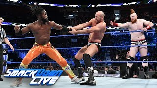 Nonton The New Day vs. The Bar - Tag Team Tournament Finals: SmackDown LIVE, Aug. 7, 2018 Film Subtitle Indonesia Streaming Movie Download