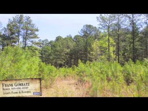 100 acres Pittsboro, NC
