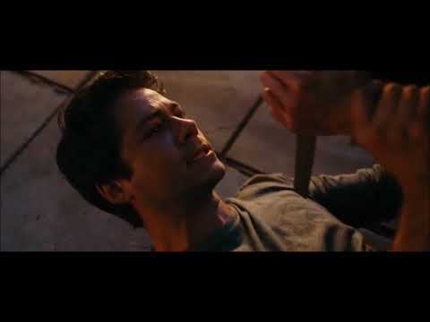 The Death Cure - Newt VS Thomas (HD)