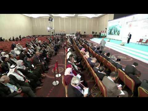 كلمة السيد جمال حشمت عضو البرلمان المصري في اطار المؤتمر الأول لرابطة برلمانيون لأجل القدس