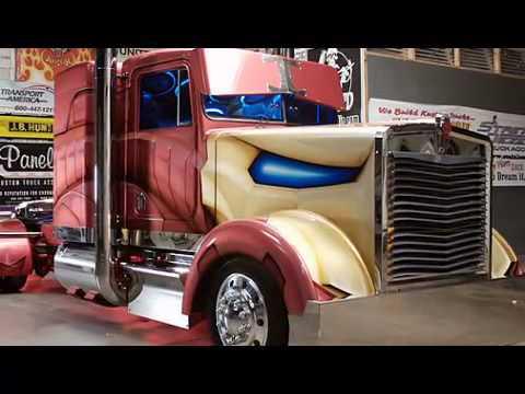 Camiones Americanos.