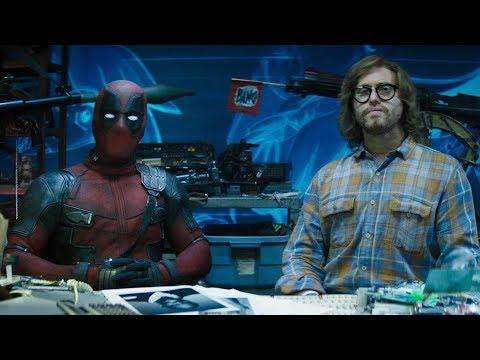 Interview Scene   Deadpool 2 (2018) Funny Scene