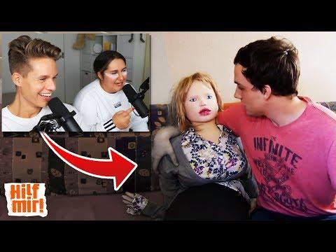 "Luca & Sandra reagieren auf ""HILF MIR"" (Teil 3)"