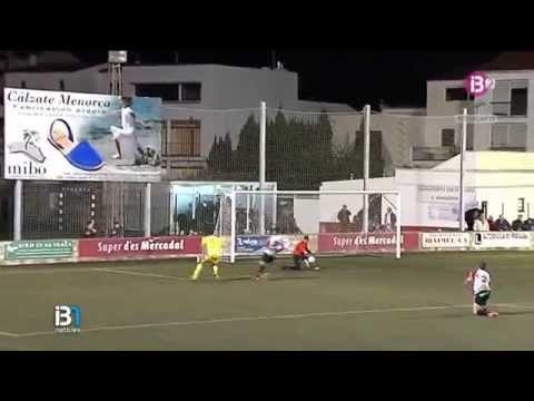 Mercadal 2 - Atco Baleares 1 Copa Federación 14/15
