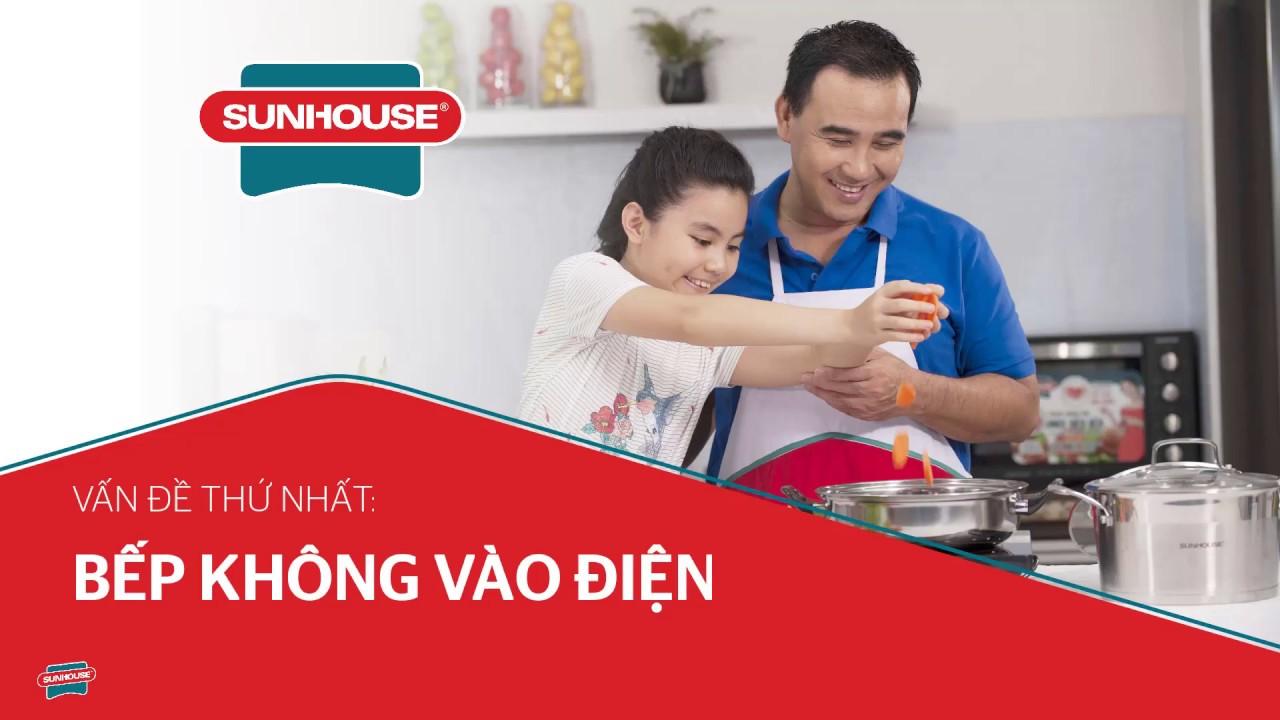 Hướng dẫn khắc phục lỗi thường gặp ở Bếp từ, Bếp hồng ngoại đơn