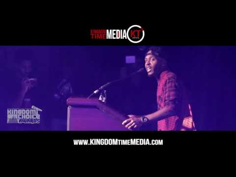 Flame Delivers Powerful Speech At 2016 Kingdom Choice Awards
