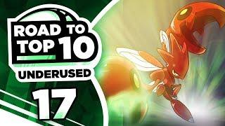 Pokemon Showdown Road to Top Ten: Pokemon Ultra Sun & Moon UU w/ PokeaimMD #17 by PokeaimMD