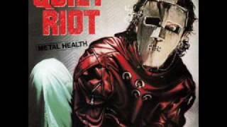 Quiet Riot Loves a Bitch