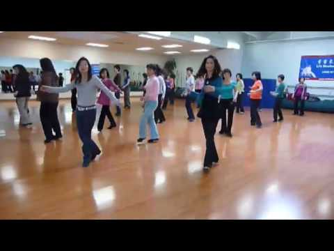 Amore -Line Dance (Dance & Walk Through):  Choreographed by: Pat Stott (Nov 09)