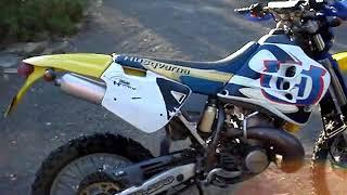 6. 1998 Husqvarna WR 250