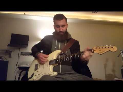 Jesse Davey Kingtone Switch, Bluebird J1 Pickups demo by Jeremy