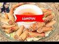 How To Make Lumpia *FILIPINO FOOD!!*
