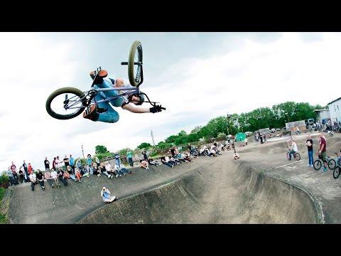 BMX: ROM Jam 2016 - Ride UK BMX