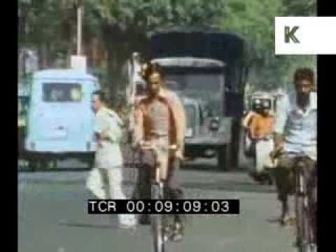 Video 1980 Delhi, India - Roads, Driving, People, Stalls, Rare Footage download in MP3, 3GP, MP4, WEBM, AVI, FLV January 2017