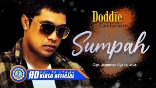 Doddie Latuharhary - Sumpah (Official Lyrics Video)