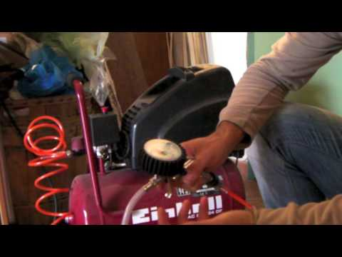 Recensione compressore Einhell classic TH-AC  200/24 OF