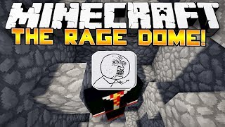 QUITTING BATTLE-DOME?! - The RAGE Dome! (Minecraft Battle Dome)