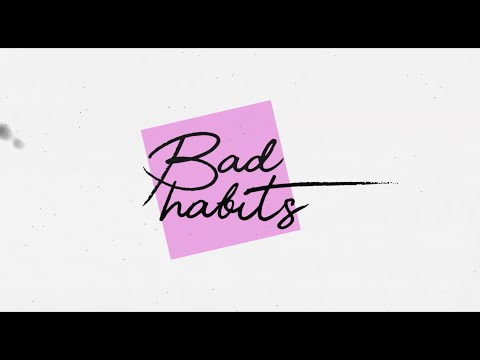 Anna-Sophie - Bad Habits (Lyric Video)