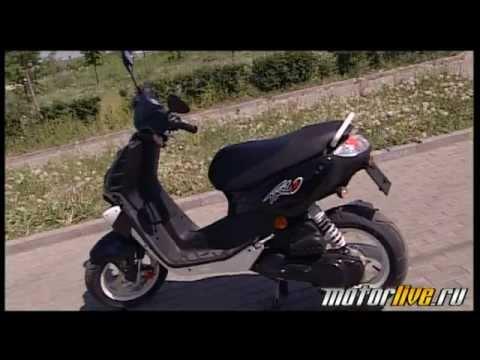 Тест скутеров от Peugeot 2011