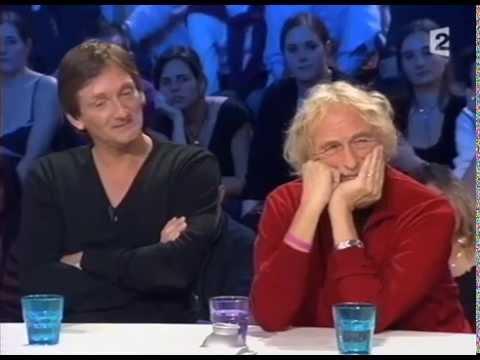 Pierre Richard & Pierre Palmade - On n'est pas couché 16 décembre 2006 #ONPC