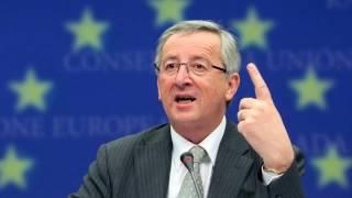 Jean - Claude Juncker: UK faces hefty Brexit bill