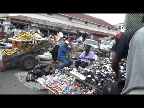 Mombasa - bazaar