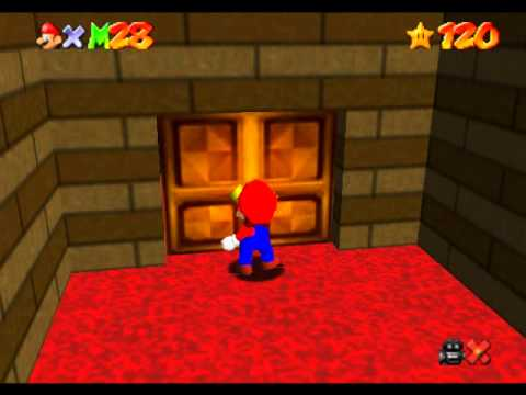 100 Muenzen Im Ersten Bowser Lvl Super Mario 64