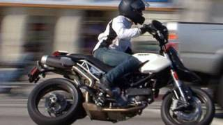 10. 2010 Ducati Hypermotard 796