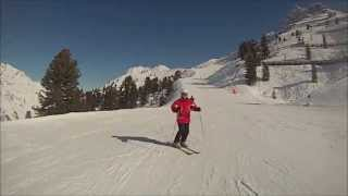Fulpmes Austria  city photos : GoPro HERO3 - skiing/snowboarding in Fulpmes, Austria