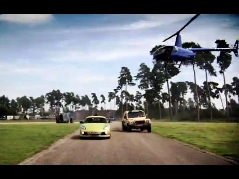Ultimate Movie Car Chase - Top Gear at the Movies (видео)