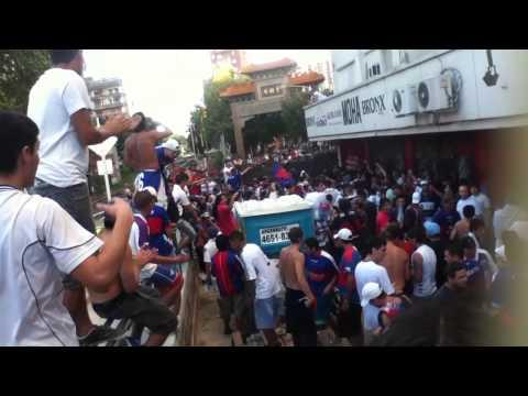 Copamos el Tren y Fuimos Caminando - La Barra Del Matador - Tigre