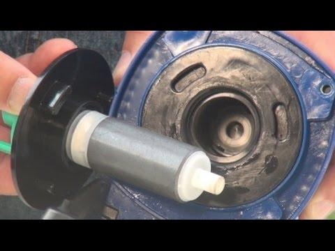 Teichpumpe richtig pflegen und entkalken - Lebensdauer der Pumpe verlängern