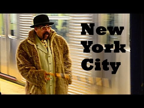 VLOG - New York - Pimps, pet stores, B&H Photo and more