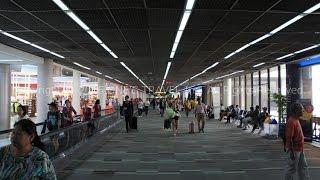タイの交通・ドンムアン空港(搭乗ゲートへ)