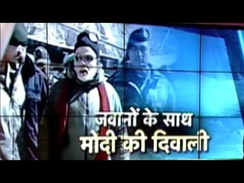 army - Prime minister Narendra Modi spends time Army Jawans at Siachen Border Post. For more news subscribe to Aajtak: http://www.youtube.com/channel/UCt4t-jeY85JegMlZ-E5UWtA Tweet us on Twitter:.