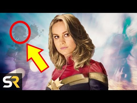 Marvel Theory: Is Captain Marvel In The Quantum Realm?