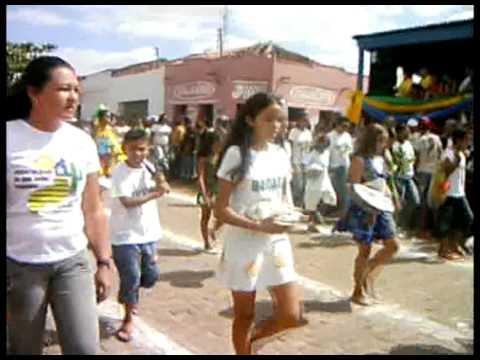 Desfile do 7 de Setembro de 2009 em Itainópolis