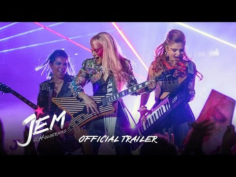 Jem and the Holograms (Trailer 2)