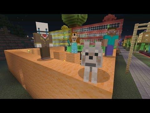 Minecraft Xbox – Big Board Game [201]