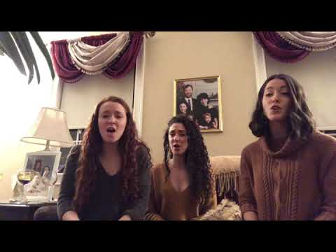 Always Remember Us This Way- Lady Gaga Cover by Semevolos Sisters