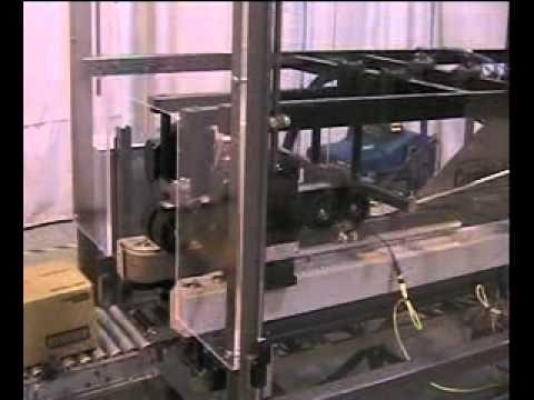 TBS-100 FC HM Hot Melt Top and Bottom Case Sealer